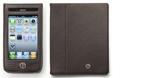 アルマーニ ケース iPad
