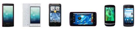 softbank Android