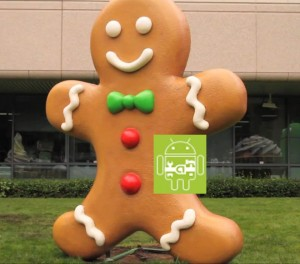 gingerbread Android2.3